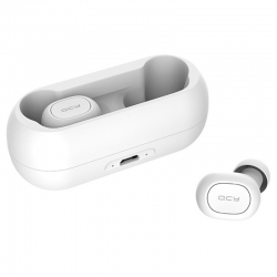Bluetooth-наушники QCY T1 White
