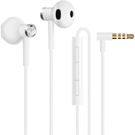 Наушники Xiaomi Mi Dual Driver Earphones White (ZBW4406TY)