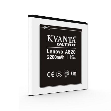 Аккумулятор Lenovo A820 BL197 2200mAh