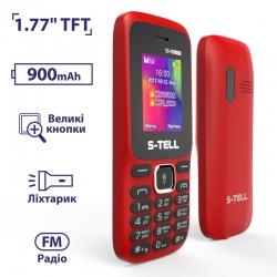S-TELL S1-08 (2019) Red (Уценка)