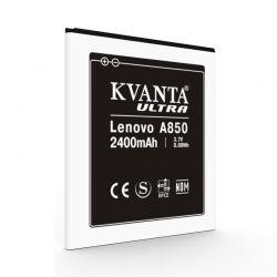 Аккумулятор Lenovo A850 BL198 2400mAh