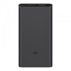 Зовнішній акумулятор Xiaomi Mi Power Bank 3 10000mAh Black (PLM12ZM)