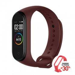 Оригинальный фитнес-браслет Xiaomi Mi Smart Band 4 Red