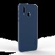 Чехол-накладка Spigen Samsung A20/A30 Blue