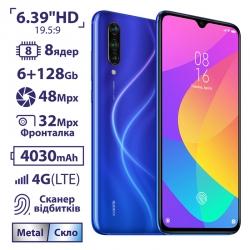 Xiaomi Mi 9 Lite 6/128GB Aurora Blue EU