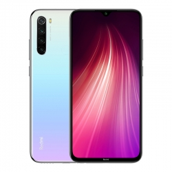 Xiaomi Redmi Note 8 4/64GB Moonlight White EU