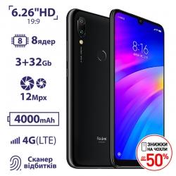 Xiaomi Redmi 7 3/32GB Black CH