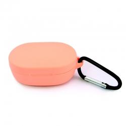 Чехол для наушников Xiaomi AirDots Pink