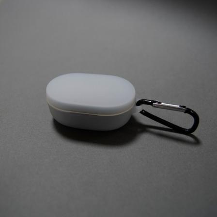 Чехол для наушников Xiaomi AirDots Прозрачный