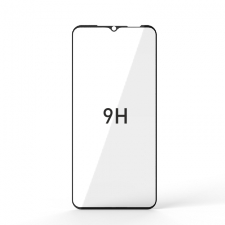 Защитное стекло Glass 9H  Xiaomi Redmi 8 Black
