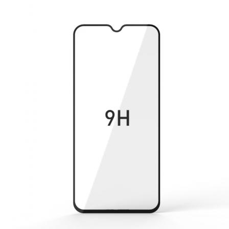Захисне скло Glass 9H Xiaomi Redmi Note 8 Black