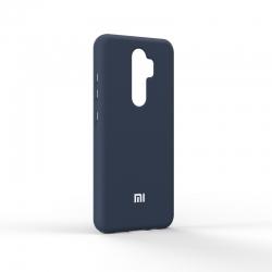 Чехол-накладка Xiaomi Redmi Note 8 Pro Dark Blue