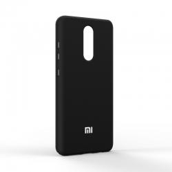 Чехол-накладка Xiaomi Redmi 8 Black