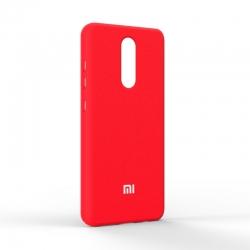 Чехол-накладка Xiaomi Redmi 8 Red