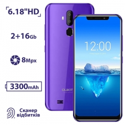 Oukitel C12 Purple