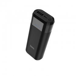 Зовнішній акумулятор Hoco B35A Black 5200mA
