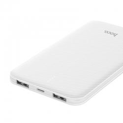 Внешний аккумулятор Hoco B37 White 5000mAh