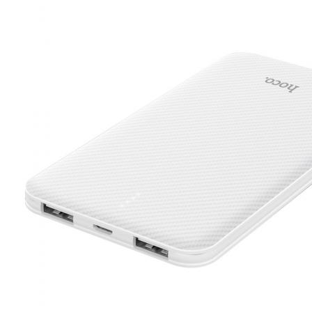 Внешний аккумулятор Hoco B37 White 5000mA