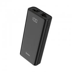 Зовнішній акумулятор Hoco  J45 Black 10000mAh