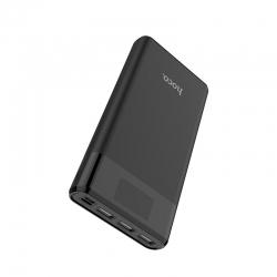 Зовнішній акумулятор Hoco B35E Black 30000mAh