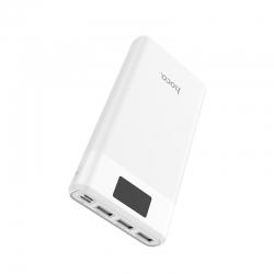 Внешний аккумулятор Hoco B35E White 30000mAh