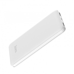 Зовнішній акумулятор Hoco J26 White10000mAh