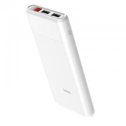 Зовнішній акумулятор Hoco B35C White 12000mAh