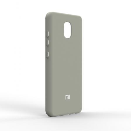 Чехол-накладка Xiaomi Redmi 8A Grey