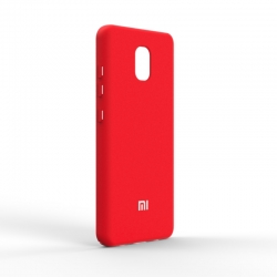 Чохол-накладка Xiaomi Redmi 8A Red
