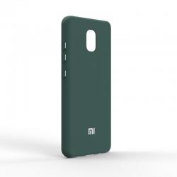 Чехол-накладка Xiaomi Redmi 8A Green