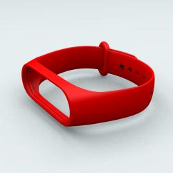 Ремінець Xiaomi Mi Band 3 і Mi Band 4 Red