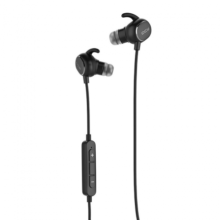 Bluetooth-наушники  QCY QY19 Black