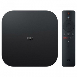 Медиаплеер Xiaomi Mi Box S (Mi Box 4) EU Black (MDZ-22-AB)