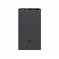 Зовнішній акумулятор (Power Bank) Xiaomi Mi Power bank 3 10000mAh Black PLM13ZM
