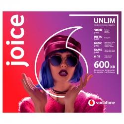 Стартовий пакет Vodafone Joice