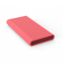 Чохол Mi Power Bank  2S 10000 mAh/Mi 3  Pink