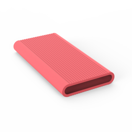 Чехол Mi Power Bank  2S 10000 mAh/Mi 3 Pink