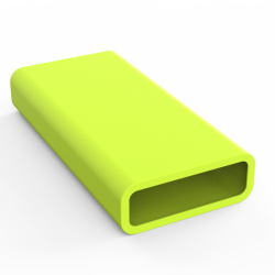 Чохол для Mi Power Bank 3 20000 mAh Lime