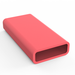 Чехол для Mi Power Bank 3 20000 mAh Pink