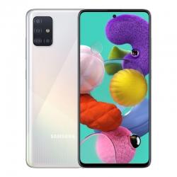 Samsung SM-A515F Galaxy A51 4/64 Duos ZBU White (SM-A515FZWU)