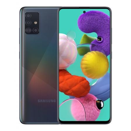 Samsung  SM-A515F Galaxy A51 6/128 Duos ZKQ Black