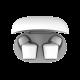 Наушники BASSF FlyBuds VR-510 White