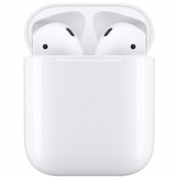 Наушники Apple AirPods with Charging Case (MV7N2) White