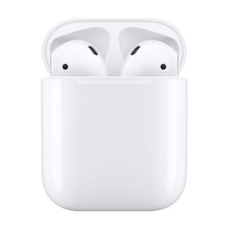 Навушники Apple AirPods with Charging Case (MV7N2) White