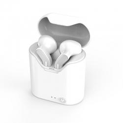 Наушники S-Music LinePods AJ-301 White