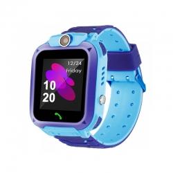 Дитячий смарт-годинник Smart Baby Watch Q12 Blue