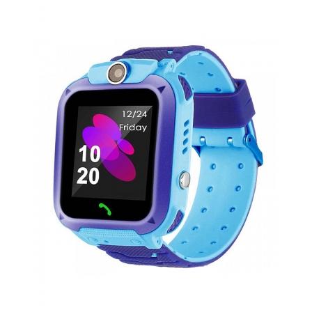 Детские смарт-часы Smart Baby Watch Q12 Blue