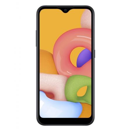 Смартфон Samsung Galaxy A01 2/16GB Black (SM-A015FZKD)
