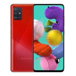 Смартфон Samsung Galaxy A51 2020 6/128GB Red (SM-A515FZRW)