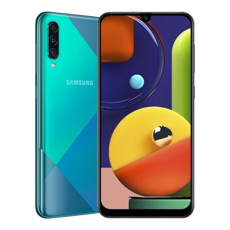 Смартфон Samsung Galaxy A50s 6/128Gb Green (SM-A5070)